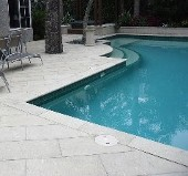 Poolside Paving
